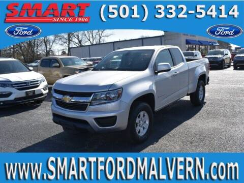 2018 Chevrolet Colorado for sale at Smart Auto Sales of Benton in Benton AR