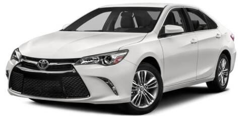 2015 Toyota Camry for sale at ATLANTIC MOTORS GP LLC in Houston TX