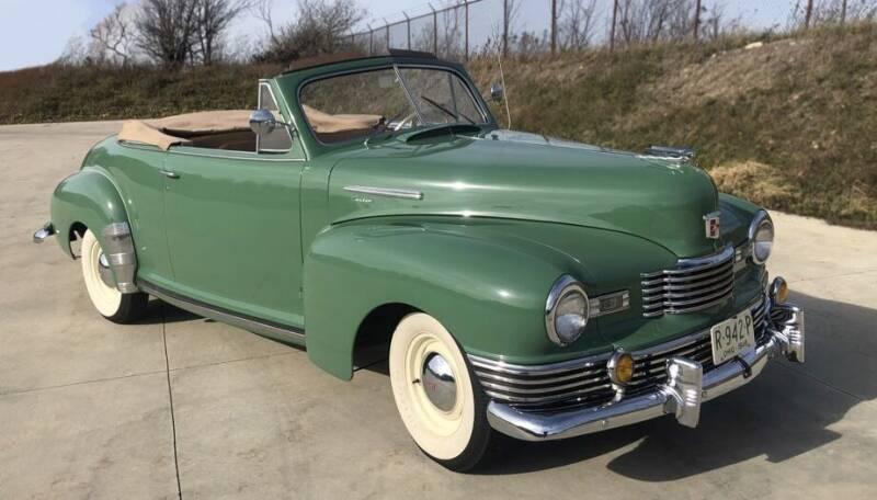 1948 Nash Ambassador for sale in Solon, OH