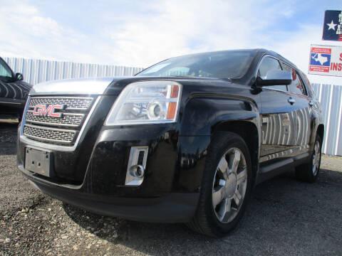 2012 GMC Terrain for sale at Texas Country Auto Sales LLC in Austin TX