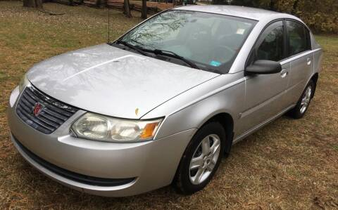 2007 Saturn Ion for sale at Rodeo Auto Sales Inc in Winston Salem NC