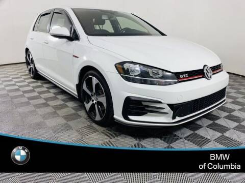 2018 Volkswagen Golf GTI for sale at Preowned of Columbia in Columbia MO