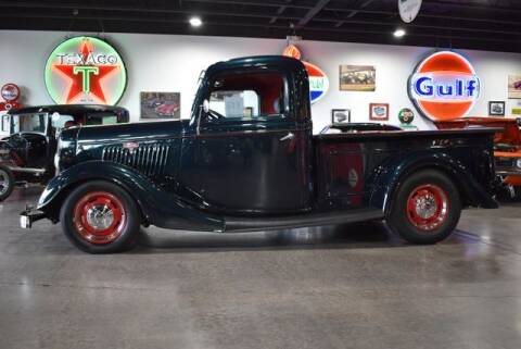 1935 Ford F-100 for sale at Choice Auto & Truck Sales in Payson AZ