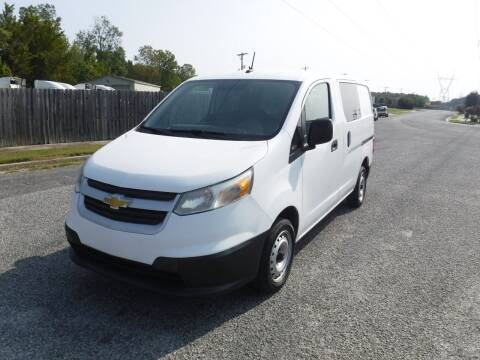 2015 Chevrolet City Express Cargo for sale at AutoMax of Memphis - Logan Karr in Memphis TN