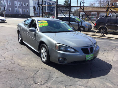 2007 Pontiac Grand Prix for sale at Adams Street Motor Company LLC in Dorchester MA