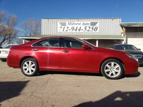 2009 Lexus ES 350 for sale at Midwest Auto of Siouxland, INC in Lawton IA