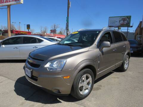2012 Chevrolet Captiva Sport for sale at Nile Auto Sales in Denver CO