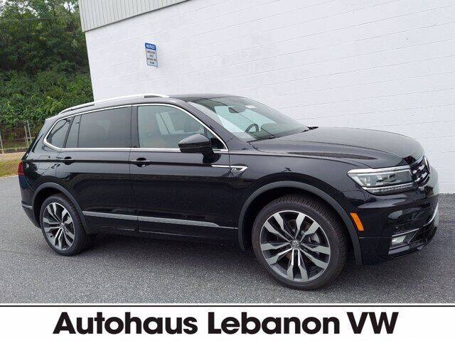 2021 Volkswagen Tiguan for sale in Lebanon, PA