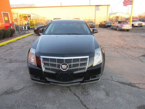 2008 Cadillac CTS for sale at X Way Auto Sales Inc in Gary IN
