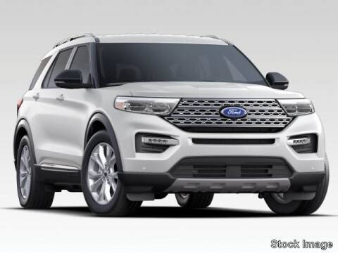 2020 Ford Explorer Hybrid for sale at Westchester Automotive in Scarsdale NY