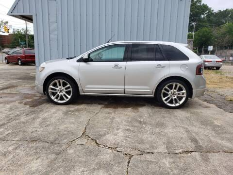 2009 Ford Edge for sale at Tims Auto Sales in Rocky Mount NC