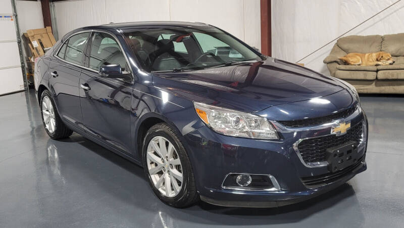 2016 Chevrolet Malibu Limited for sale at Rare Exotic Vehicles in Asheville NC