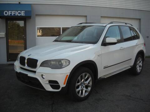 2011 BMW X5 for sale at Best Wheels Imports in Johnston RI
