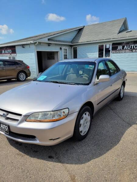 1999 Honda Accord for sale at JR Auto in Brookings SD