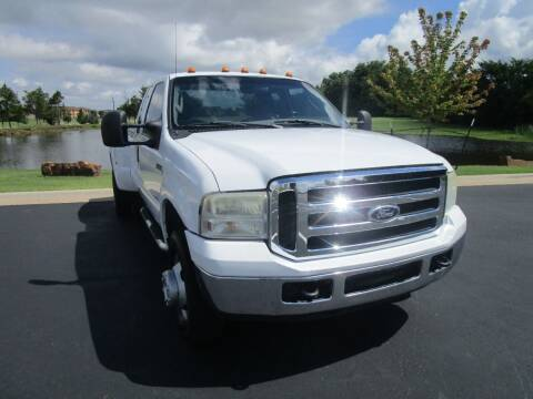 2006 Ford F-350 Super Duty for sale at Oklahoma Trucks Direct in Norman OK