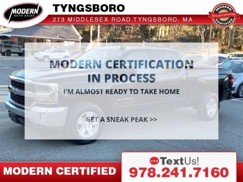 2018 Chevrolet Silverado 1500 for sale at Modern Auto Sales in Tyngsboro MA