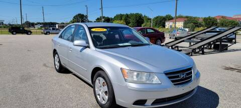 2009 Hyundai Sonata for sale at Kelly & Kelly Supermarket of Cars in Fayetteville NC