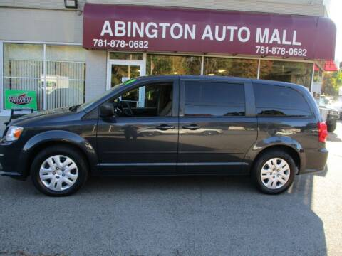 2014 Dodge Grand Caravan for sale at Abington Auto Mall LLC in Abington MA