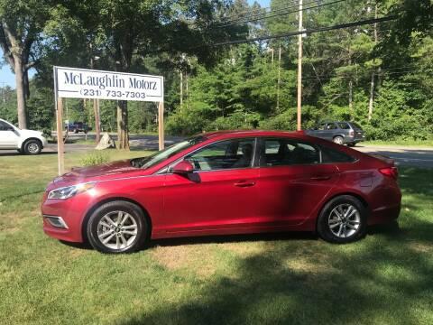 2016 Hyundai Sonata for sale at McLaughlin Motorz in North Muskegon MI