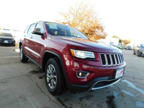 2014 Jeep Grand Cherokee for sale at AP Auto Brokers in Longmont CO