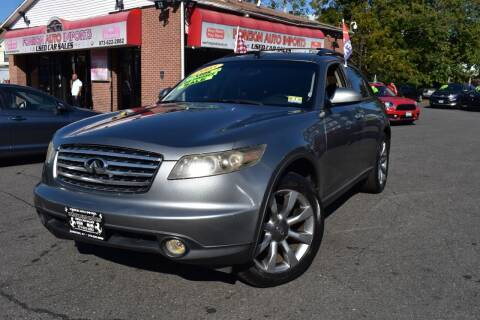 2005 Infiniti FX35 for sale at Foreign Auto Imports in Irvington NJ