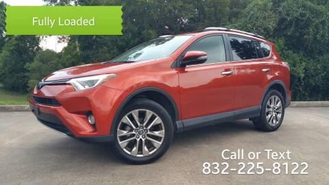 2016 Toyota RAV4 for sale at Houston Auto Preowned in Houston TX