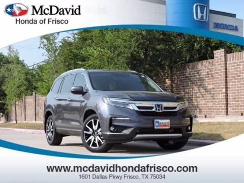 2022 Honda Pilot for sale at DAVID McDAVID HONDA OF IRVING in Irving TX