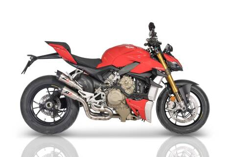 2021 Ducati Streetfighter V4 Red for sale at Peninsula Motor Vehicle Group in Oakville Ontario NY