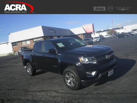2017 Chevrolet Colorado for sale at BuyRight Auto in Greensburg IN