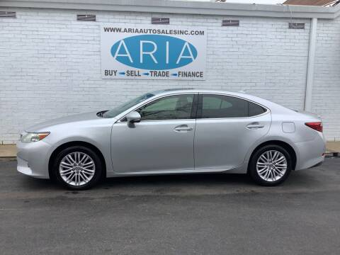 2014 Lexus ES 350 for sale at ARIA  AUTO  SALES in Raleigh NC