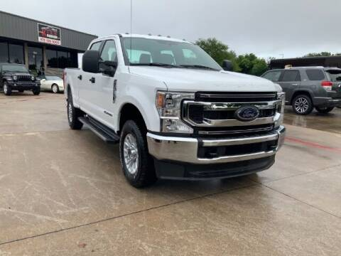 2021 Ford F-250 Super Duty for sale at KIAN MOTORS INC in Plano TX