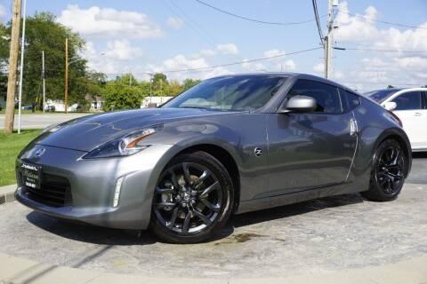 2018 Nissan 370Z for sale at Platinum Motors LLC in Heath OH