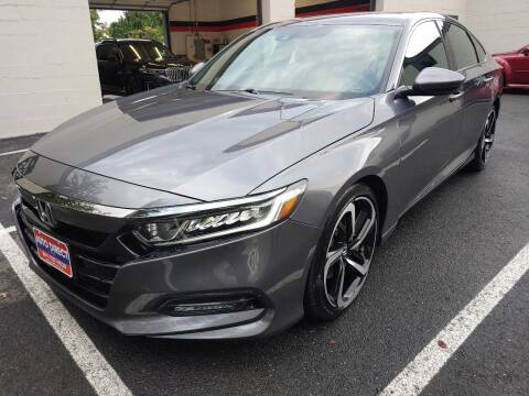 2020 Honda Accord for sale at Auto Direct Inc in Saddle Brook NJ