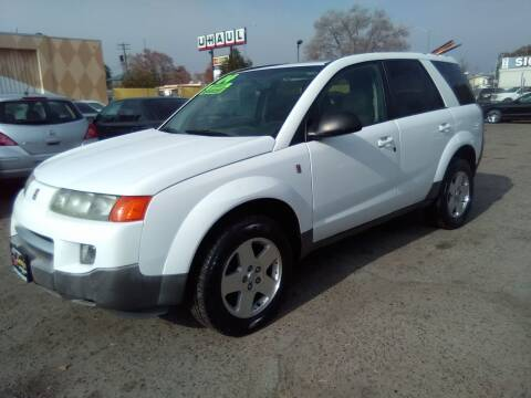 2004 Saturn Vue for sale at Larry's Auto Sales Inc. in Fresno CA