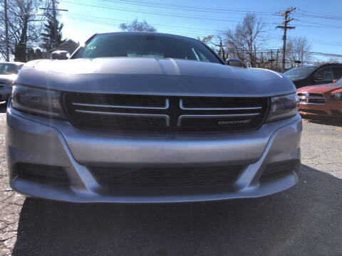 2015 Dodge Charger for sale at All Starz Auto Center Inc in Redford MI