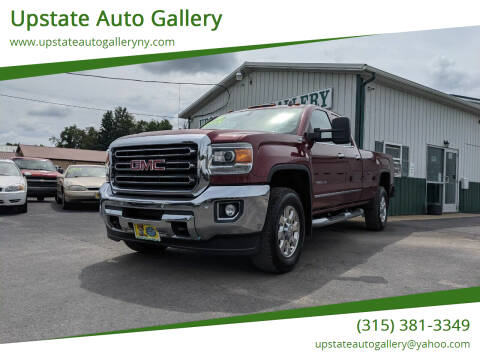2015 GMC Sierra 3500HD for sale at Upstate Auto Gallery in Westmoreland NY