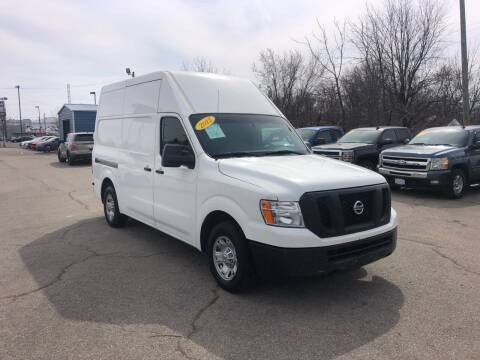 2012 Nissan NV Cargo for sale at LexTown Motors in Lexington KY