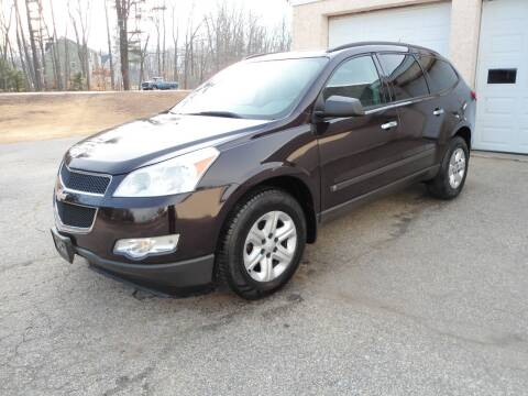 2009 Chevrolet Traverse for sale at Route 111 Auto Sales in Hampstead NH