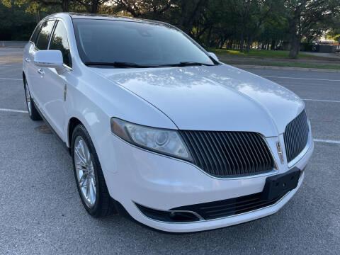 2013 Lincoln MKT for sale at PRESTIGE AUTOPLEX LLC in Austin TX