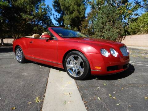 2008 Bentley Continental for sale at California Cadillac & Collectibles in Los Angeles CA