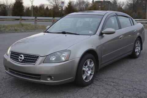 2005 Nissan Altima for sale at Mid Atlantic Truck Center in Alexandria VA