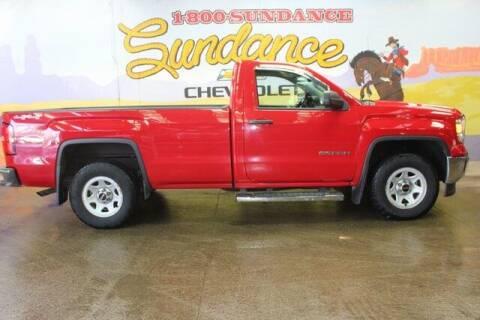 2015 GMC Sierra 1500 for sale at Sundance Chevrolet in Grand Ledge MI