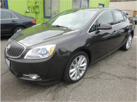 2016 Buick Verano for sale at Klean Carz in Seattle WA