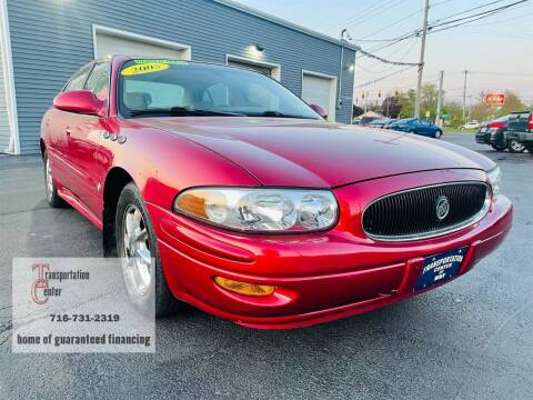 2005 Buick LeSabre for sale at Transportation Center Of Western New York in Niagara Falls NY