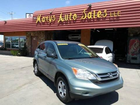 2011 Honda CR-V for sale at Marys Auto Sales in Phoenix AZ