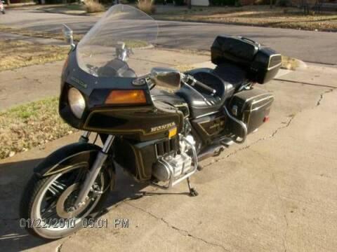 1980 Honda Goldwing for sale at Haggle Me Classics in Hobart IN