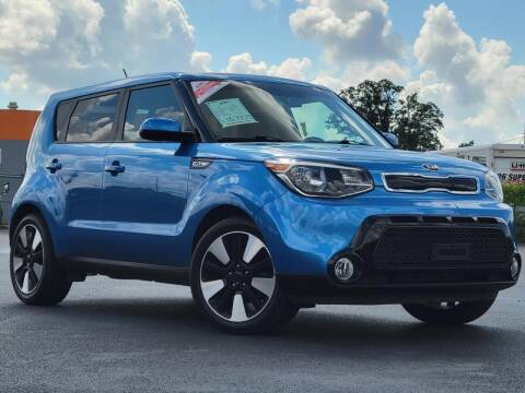 2016 Kia Soul for sale at BuyRight Auto in Greensburg IN