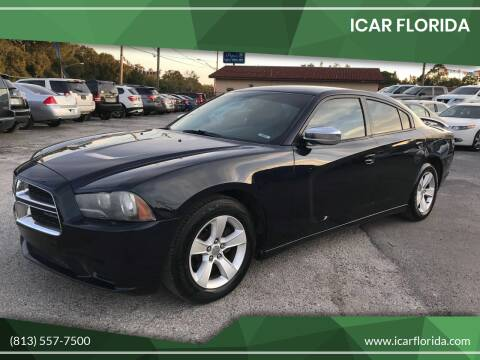 2012 Dodge Charger for sale at ICar Florida in Lutz FL
