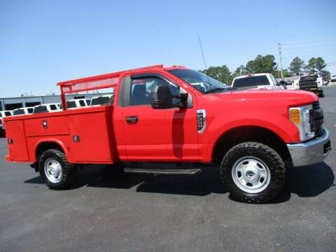 2017 Ford F-350 Super Duty for sale at GOWEN WHOLESALE AUTO in Lawrenceburg TN