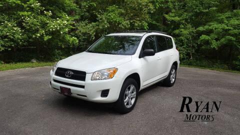 2012 Toyota RAV4 for sale at Ryan Motors LLC in Warsaw IN